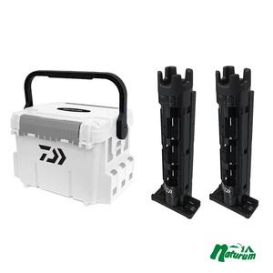 ダイワ(Daiwa) タックルボックス TB9000+ロッドスタンド TB25【お得3点セット】