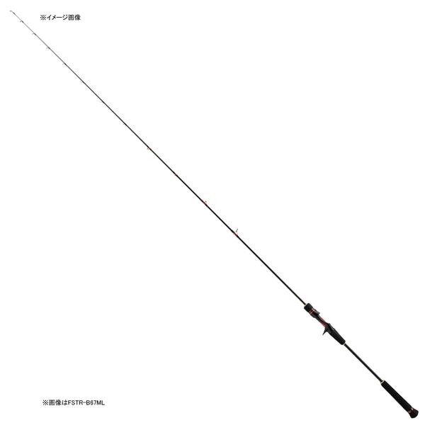 メジャークラフト NEW フルソリ 鯛ラバ FSTR-B67L タイラバロッド