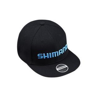 シマノ(SHIMANO) CA-066T フラットブリム シマノ キャップ 66683 帽子&紫外線対策グッズ