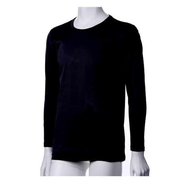 アズ(as corporation) ブリーズテックス 長袖丸首シャツ 934539 メンズ&男女兼用長袖アンダーシャツ