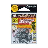 がまかつ(Gamakatsu) バラ 徳用 サーベルポイント フッキングマスター 68531-2-0 シングルフック