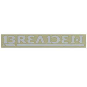 ブリーデン(BREADEN) ディカール BREADEN 120W #01 ホワイト 5024