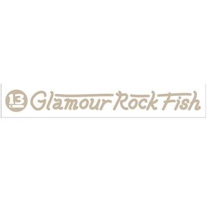 ブリーデン(BREADEN) ディカール GlamourRockFish 230 #03 シルバー 5040