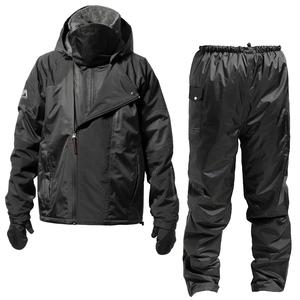マック(Makku) サーモセイバープロ防水防寒スーツ AS-3140 防寒レインスーツ
