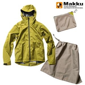 マック(Makku) ブランケット付きレインジャケット AS-7620