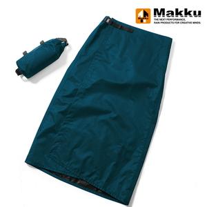 マック(Makku) レインラップスカート AS-970 レインパンツ(メンズ&男女兼用)