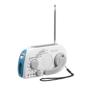 ロゴス(LOGOS) (スマホ充電)3電源クランクソーラーラジオライト 74175021 ラジオライト&防災用電気機器