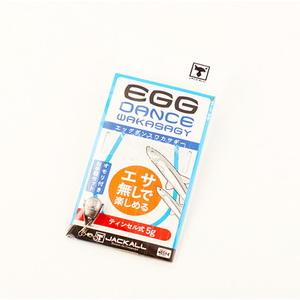 ジャッカル(JACKALL) エッグダンスワカサギー ティンセル式 5g