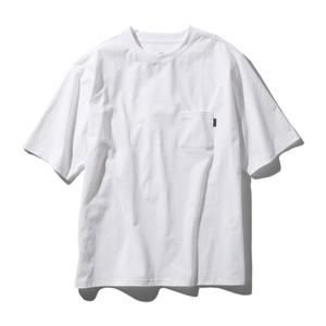 THE NORTH FACE(ザ・ノースフェイス) S/S AIRY POCKET TEE(ショートスリーブ エアリー ポケット ティー) Men's NT11968 メンズ速乾性半袖Tシャツ