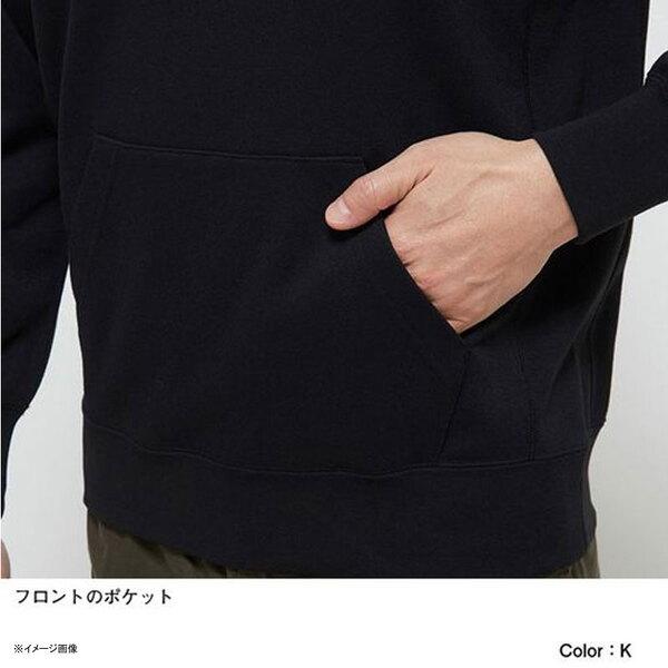 THE NORTH FACE(ザ・ノースフェイス) SQUARE LOGO HOODIE(スクエア ロゴ フーディ) Men's NT12035 メンズセーター&トレーナー
