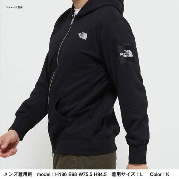 THE NORTH FACE(ザ・ノースフェイス) SQUARE LOGO FULLZIP(スクエア ロゴ フルジップ) Men's NT12037 メンズフィールド・トラベルジャケット