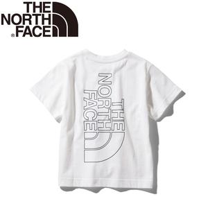 THE NORTH FACE(ザ・ノースフェイス) 【21春夏】K S/S BIG ROOT TEE(ショートスリーブ ビッグ ルート ティー)キッズ NTJ32027