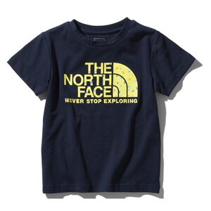 THE NORTH FACE(ザ・ノースフェイス) S/S HOLD GRAPHIC DOME TEE Kid's NTJ32050