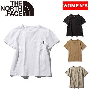 THE NORTH FACE(ザ・ノースフェイス) 【21春夏】W S/S AIRY POCKET TEE(エアリー ポケットティー)ウィメンズ NTW11968