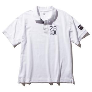 HELLY HANSEN(ヘリーハンセン) S/S Flag Polo(ショートスリーブ フラッグ ポロ)Men's HH32001