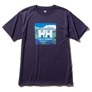 HELLY HANSEN(ヘリーハンセン) S/S Fjord Tee(ショートスリーブ フィヨルド ティー)Men's