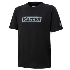 Marmot(マーモット) Square Logo H/S Crew(スクエア ロゴ ハーフ スリーブ クルー) TOMPJA45