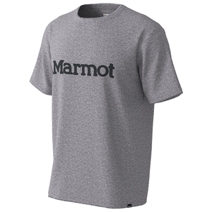 Marmot(マーモット) Logo H/S Crew(ロゴ ハーフスリーブ クルー) TOMPJA47