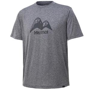 Marmot(マーモット) Hill H/S Crew(ヒル ハーフ スリーブ クルー) TOMPJA50