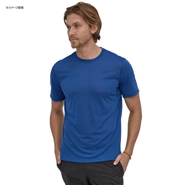 パタゴニア(patagonia) M's Cap Cool Trail Shirt(メンズ キャプリーン クール トレイル シャツ) 24496 メンズ速乾性半袖Tシャツ