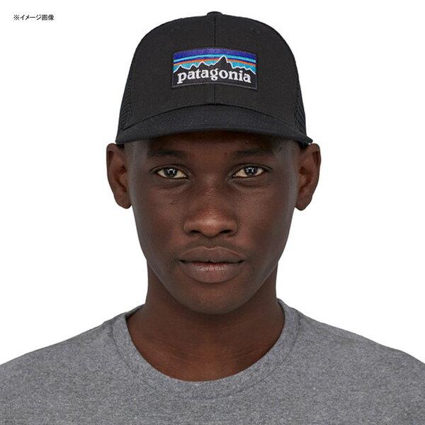 パタゴニア(patagonia) P-6 Logo Trucker Hat(P-6 ロゴ トラッカー ハット) 38289 キャップ(メンズ&男女兼用)