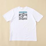 パタゴニア(patagonia) 【21秋冬】メンズ ライン ロゴ リッジ ポケット レスポンシビリティー 38511 メンズ半袖Tシャツ