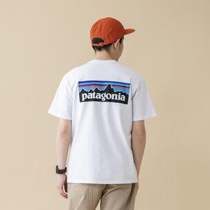 パタゴニア(patagonia) 【21春夏】メンズ P-6 ロゴ ポケット レスポンシビリティー 38512