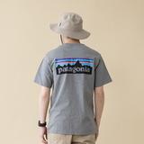 パタゴニア(patagonia) メンズ P-6 ロゴ ポケット レスポンシビリティー 38512 メンズ半袖Tシャツ