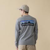 パタゴニア(patagonia) メンズ ロングスリーブ P-6ロゴ レスポンシビリ ティー 38518 メンズセーター&トレーナー