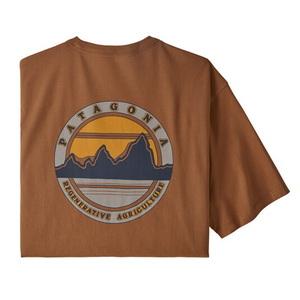 パタゴニア(patagonia) メンズ ロード トゥ リジェネレイティブ ポケット ティー 38520
