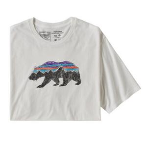パタゴニア(patagonia) メンズ フィッツロイ ベア オーガニック Tシャツ 38524