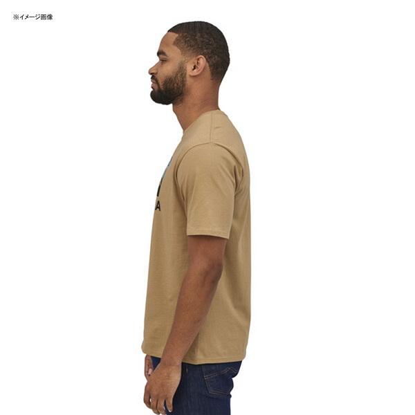 パタゴニア(patagonia) メンズ フィッツロイ スコープ オーガニック Tシャツ 38526 メンズ半袖Tシャツ