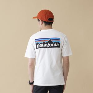 パタゴニア(patagonia) M's P-6Logo Organic T-Shirt(メンズ P-6ロゴ オーガニック Tシャツ) 38535