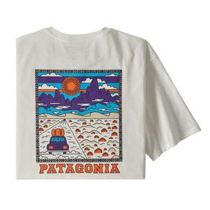 パタゴニア(patagonia) メンズ サミット ロード オーガニック Tシャツ 38537