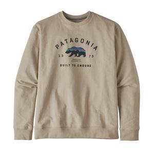 パタゴニア(patagonia) メンズ アーチド フィッツ ロイ ベア アップライザル クルー スウェットシャツ 39544