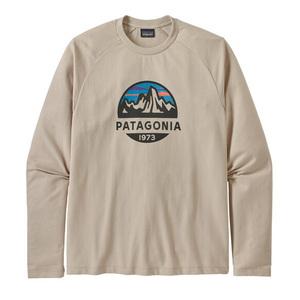 パタゴニア(patagonia) メンズ フィッツ ロイ スコープ ライトウェイト クルー スウェットシャツ 39567