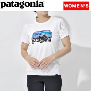 パタゴニア(patagonia) 【21春夏】ウィメンズ キャプリーン クール デイリー グラフィック シャツ 45250
