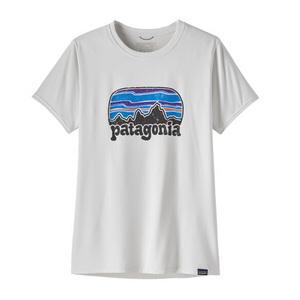 パタゴニア(patagonia) 【21春夏】ウィメンズ キャプリーン クール デイリー グラフィック シャツ 45250 レディース速乾性半袖Tシャツ