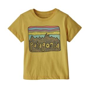 パタゴニア(patagonia) ベビー フィッツロイ スカイズ オーガニック Tシャツ 60419