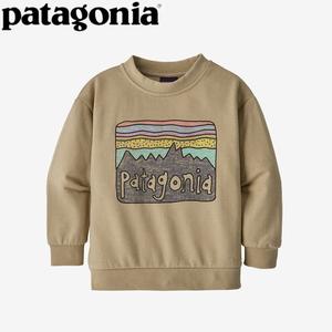 パタゴニア(patagonia) Baby's LW Crew Sweatshirt(ベビー ライトウェイト クルー スウェットシャツ 60975