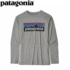 パタゴニア(patagonia) L/S Cap Cool Daily TロングスリーブキャプリーンクールデイリーTシャツKid's 62395
