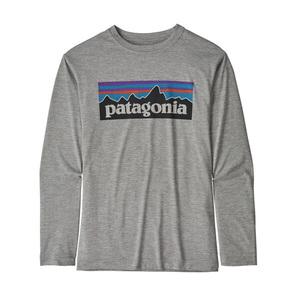パタゴニア(patagonia) 【21春夏】K L/S Cap Cool Daily T(キャプリーンクールデイリーTシャツ)キッズ 62395 長袖(ジュニア・キッズ・ベビー)