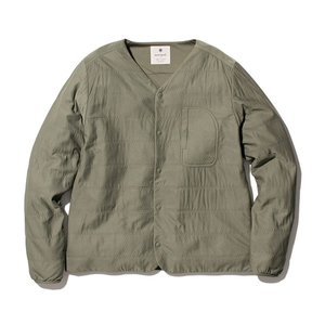 スノーピーク(snow peak) Flexible Insulated Cardigan Men's SW-20SU00103OL