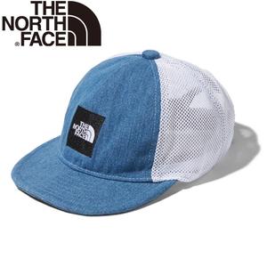 THE NORTH FACE(ザ・ノースフェイス) BABY SQUARE LOGO MESH CAP(スクエア ロゴ メッシュ キャップ ベビー) NNB02000