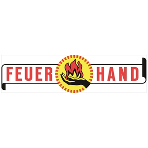 FEUERHAND(フュアーハンド) FEUERHAND ステッカー 13288