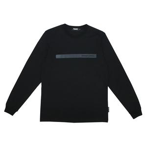 マイケルリンネル(MICHAEL LINNELL) Line Long T-shirt ML-LGT-01 Men's 181547