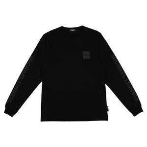 マイケルリンネル(MICHAEL LINNELL) Logo Long T-shirt ML-LGT-02 Men's 181563