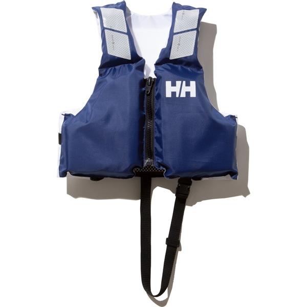 HELLY HANSEN(ヘリーハンセン) JR Helly Life Jacet(ジュニア ヘリー ライフ ジャケット) HJ82000 浮力材タイプ