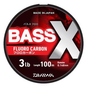 ダイワ(Daiwa) バス-X フロロ 100m 07303493