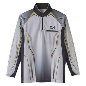 ダイワ(Daiwa) DE-73020 トーナメント アイスドライ ジップアップ メッシュシャツ 08331962